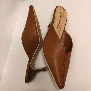 b2c520db5e Seven7 Shoes | Seven 7 Womens Meghan Pewter Block Heel Pumps Sz 8 ...